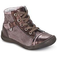 Cipők Lány Csizmák GBB ROMIE Rózsaszín / Bordó
