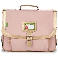 Bags Lány Iskolatáskák Tann's GLITTER CARTABLE 38CM Rózsaszín