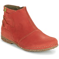 Cipők Női Csizmák El Naturalista ANGKOR Narancssárga