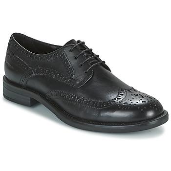 Cipők Női Oxford cipők Vagabond AMINA Fekete