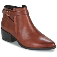 Cipők Női Bokacsizmák Vagabond MARJA Barna