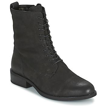 Cipők Női Csizmák Vagabond CARY Fekete
