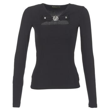 Ruhák Női Blúzok Versace Jeans B2HQA732 Fekete