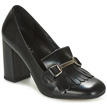 Cipők Női Mokkaszínek Jonak VALVO Fekete