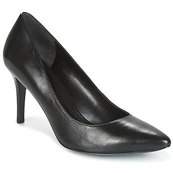 Cipők Női Félcipők Lauren Ralph Lauren REAVE Fekete
