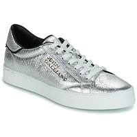 Cipők Férfi Rövid szárú edzőcipők John Galliano FIUR Ezüst