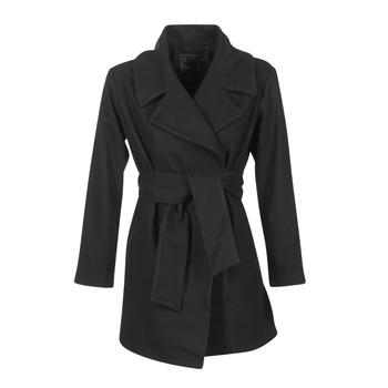 Ruhák Női Kabátok Kaporal BANJO Fekete