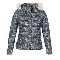Ruhák Női Steppelt kabátok Kaporal BASIL Szürke