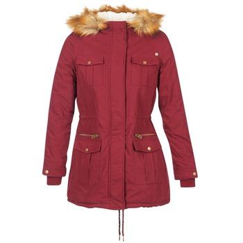 Ruhák Női Parka kabátok Kaporal BREVE Bordó