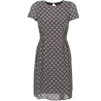 Ruhák Női Rövid ruhák Marc O'Polo DESVA Fekete