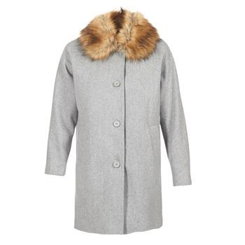 Ruhák Női Kabátok Naf Naf ADOUTA Szürke