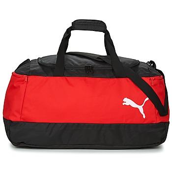 Táskák Sporttáskák Puma PRO TRAINING II MEDIUM BAG Fekete  / Piros