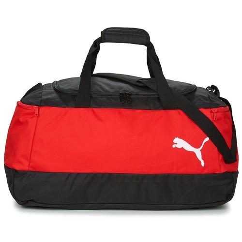 Puma PRO TRAINING II MEDIUM BAG Fekete   Piros - Táskák Sporttáskák ... 9418e35cca