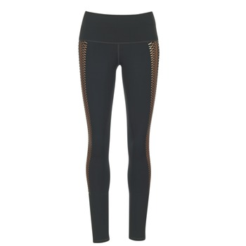 Ruhák Női Legging-ek Puma EVERYDAY TRAIN GRAPHIC TIGHT Fekete