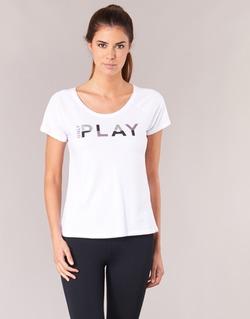 Ruhák Női Rövid ujjú pólók Only Play LINDA Fehér
