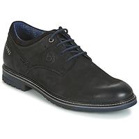 Cipők Férfi Oxford cipők Bugatti MARGE Fekete