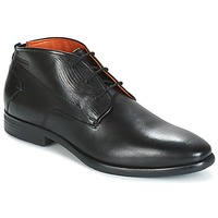 Cipők Férfi Csizmák Bugatti MERANE Fekete