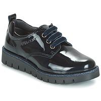 Cipők Lány Oxford cipők Pablosky LINY Tengerész