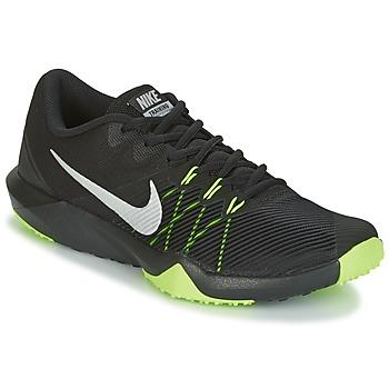 Cipők Férfi Fitnesz Nike RETALIATION TRAINER Fekete  / Citromsárga