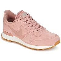 Cipők Női Rövid szárú edzőcipők Nike INTERNATIONALIST SE W Rózsaszín