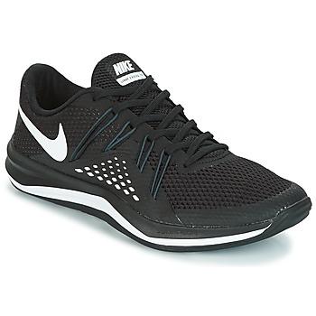 Cipők Női Fitnesz Nike LUNAR EXCEED TRAINER W Fekete  / Fehér