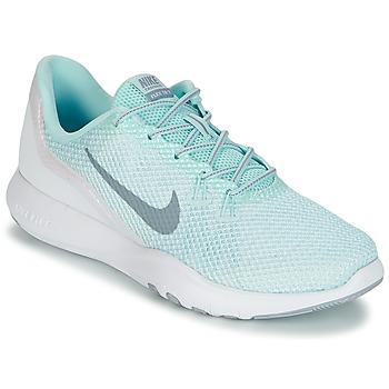 Cipők Női Fitnesz Nike FLEX TRAINER 7 REFLECT W Fehér / Zöld