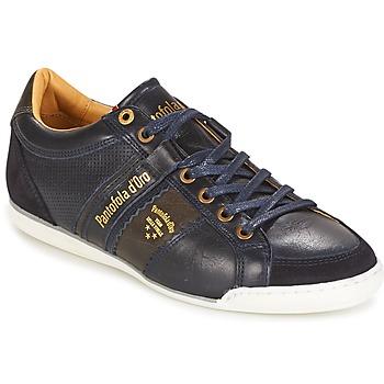 Cipők Férfi Rövid szárú edzőcipők Pantofola d'Oro SAVIO UOMO LOW Kék