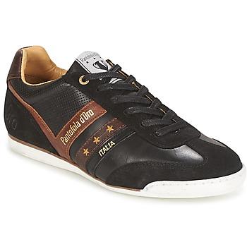 Cipők Férfi Rövid szárú edzőcipők Pantofola d'Oro VASTO UOMO LOW Fekete