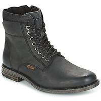 Shoes Férfi Csizmák Levi's EMERSON COLLAR Fekete