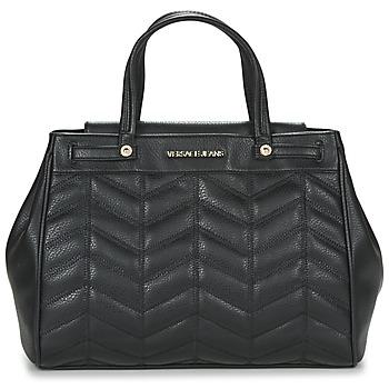 Táskák Női Kézitáskák Versace Jeans SOULINE Fekete