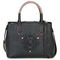 Táskák Női Kézitáskák Versace Jeans EDILA Fekete