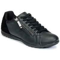 Cipők Férfi Rövid szárú edzőcipők Versace Jeans DUGI Fekete