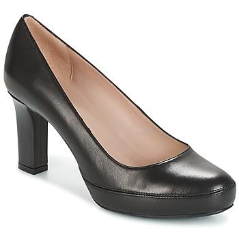 Cipők Női Félcipők Unisa NUMAR Fekete