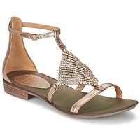 Cipők Női Szandálok / Saruk Now BRENTA Pezsgő