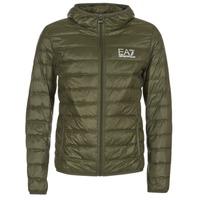 Ruhák Férfi Steppelt kabátok Emporio Armani EA7 TRAIN CORE ID DOWN LIGHT HD Keki