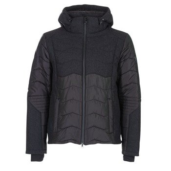Ruhák Férfi Steppelt kabátok Emporio Armani EA7 MOUNTAIN M TECH JACKET Fekete