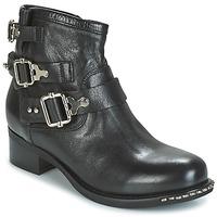 Cipők Női Csizmák Mimmu DIMA Fekete