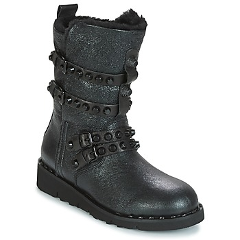 Cipők Női Hótaposók Mimmu BELLA Fekete
