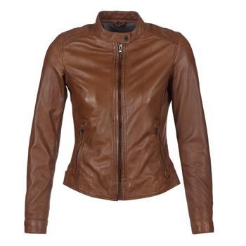 Ruhák Női Bőrkabátok / műbőr kabátok Oakwood 62578 Teve