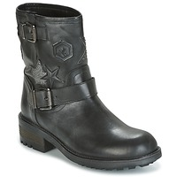 Cipők Női Csizmák Meline SCARPA Fekete