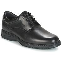 Shoes Férfi Oxford cipők Fluchos CRONO Fekete