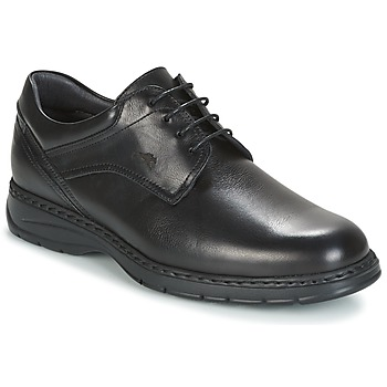 Cipők Férfi Oxford cipők Fluchos CRONO Fekete