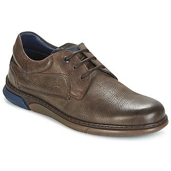 Cipők Férfi Rövid szárú edzőcipők Fluchos BEAR Barna