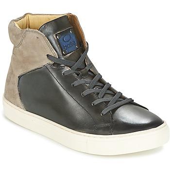 Cipők Férfi Csizmák Base London JARRETT Szürke