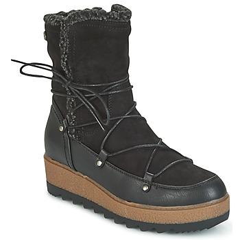 Cipők Női Hótaposók Refresh GLORIA Fekete