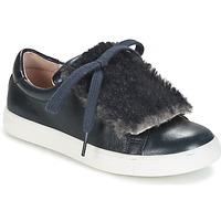 Cipők Lány Rövid szárú edzőcipők Acebo's ALBA Tengerész