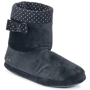 Cipők Női Mamuszok DIM RIBECRY Fekete