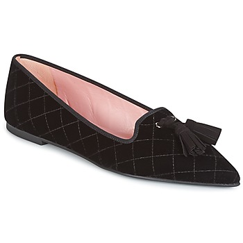 Cipők Női Balerina cipők / babák Pretty Ballerinas  Fekete