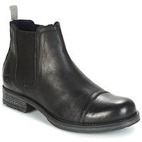 Cipők Férfi Csizmák Mustang MELI Fekete