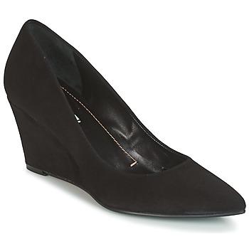 Cipők Női Félcipők Paco Gil CLAIRE Fekete